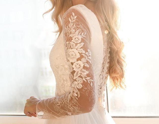 「Olivia Bottega」2020禮服系列,童話般的婚紗