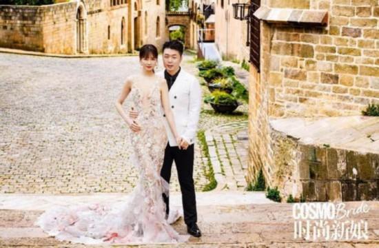 瘦身成功的杜海濤魅力值激增,與沈夢辰合體拍婚紗照風度翩翩