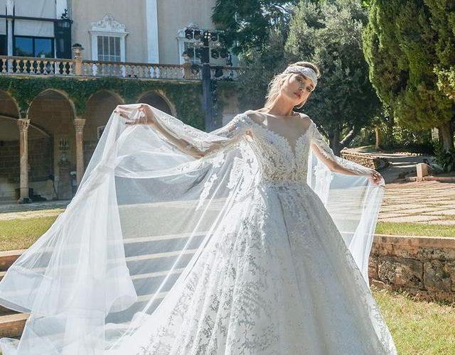 「Tony Ward」2020婚紗系列,你就是最幸福的人