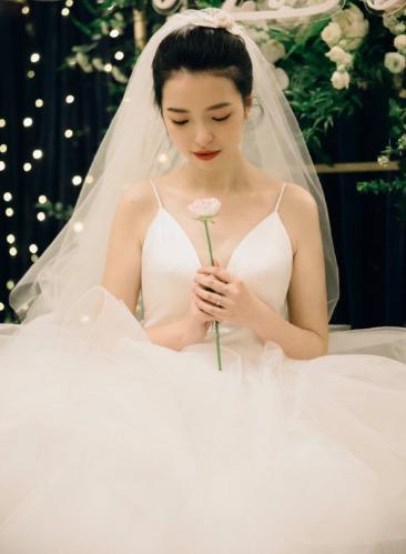 嬌小型新娘一定要避開的婚紗