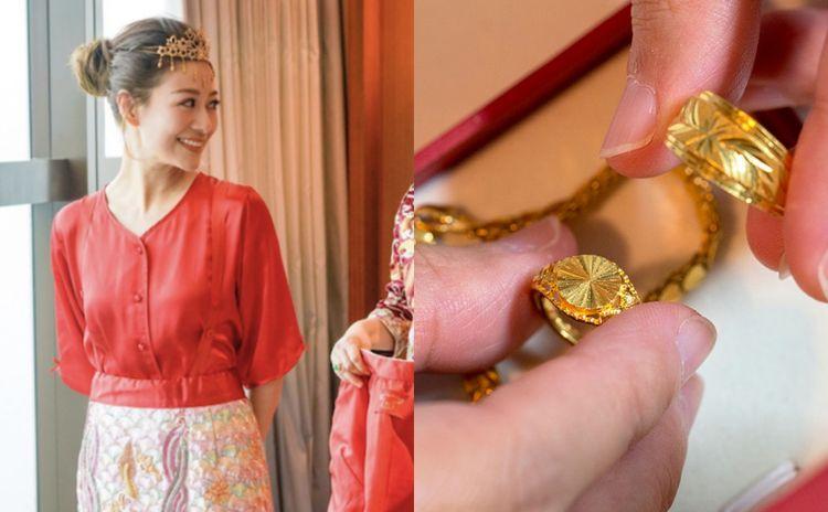 結婚珠寶金飾租借 無論新郎新娘主婚人都該體面