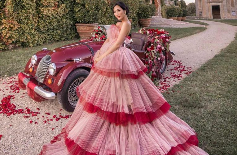 【2020新娘美甲潮流】絕美仙氣美甲款式