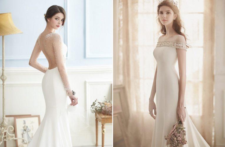 【婚紗禮服】6大揀嫁衣攻略+今季流行熱款|把握首次試衫優惠、著褂後換白紗要小心…