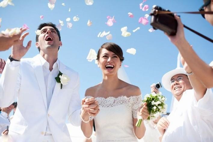 海外婚禮 嫁衣挑選重點