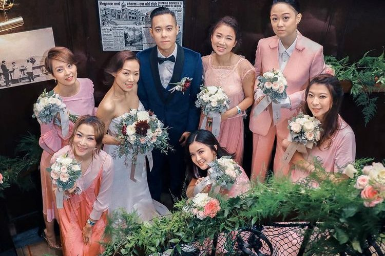 卓韻芝實踐「婚禮不是婚姻!」一切從簡連婚紗都不例外