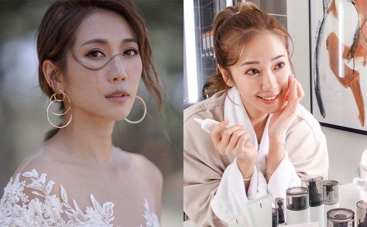 新娘美容護膚必學!Super Girls Jessica公開婚前減肥、皮膚保養方法及髮型方案!